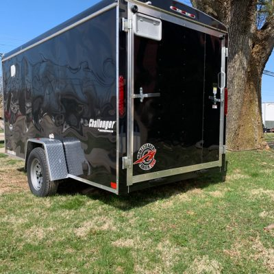 Homesteader 6X12 Challenger Enclosed Trailer