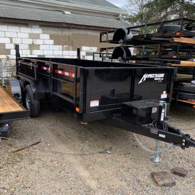 Homesteader 7X14HX Dump Trailer