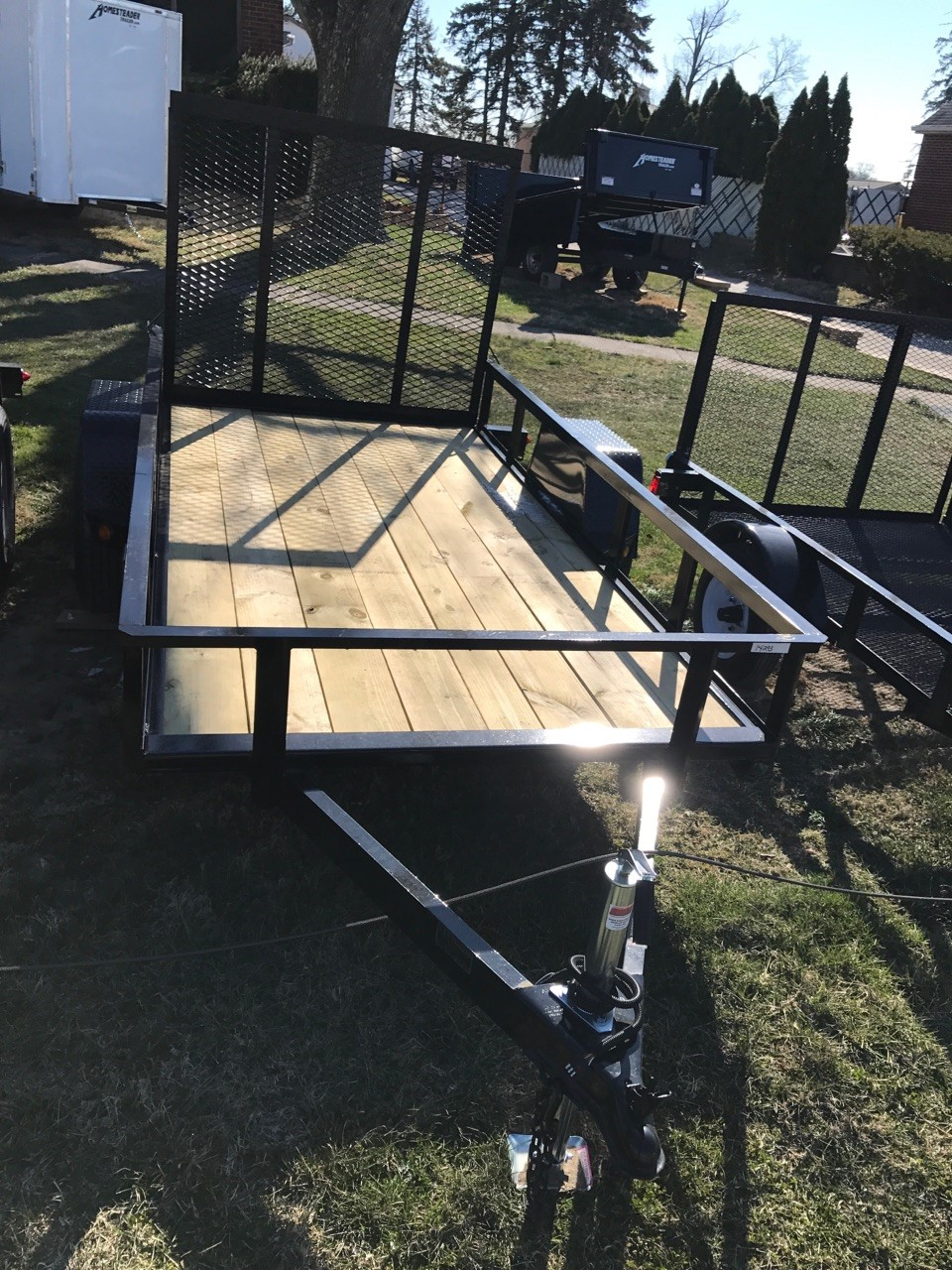 Gatormade 5X10 Utility trailer