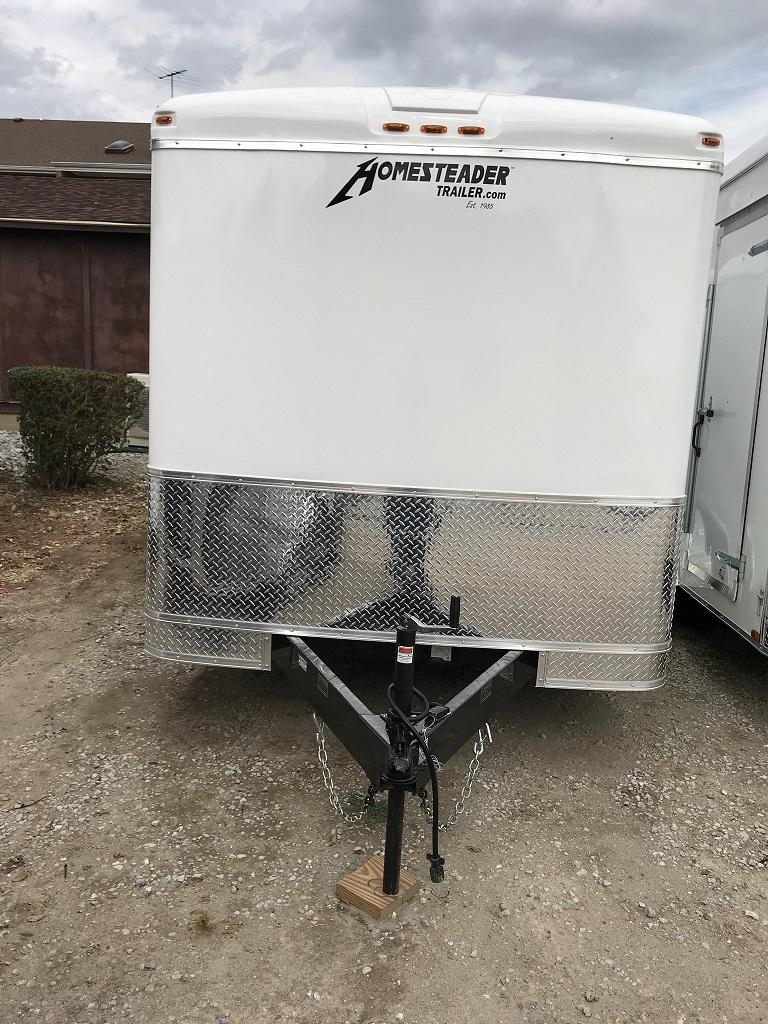 7X14 Challrnger Enclosed trailer